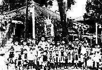 昭和初期の子供御輿